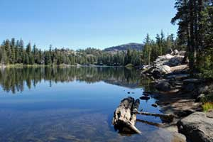 Caples lake area camping for Kirkwood elevation